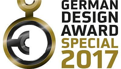 "German Design Award ""Special Mention"""